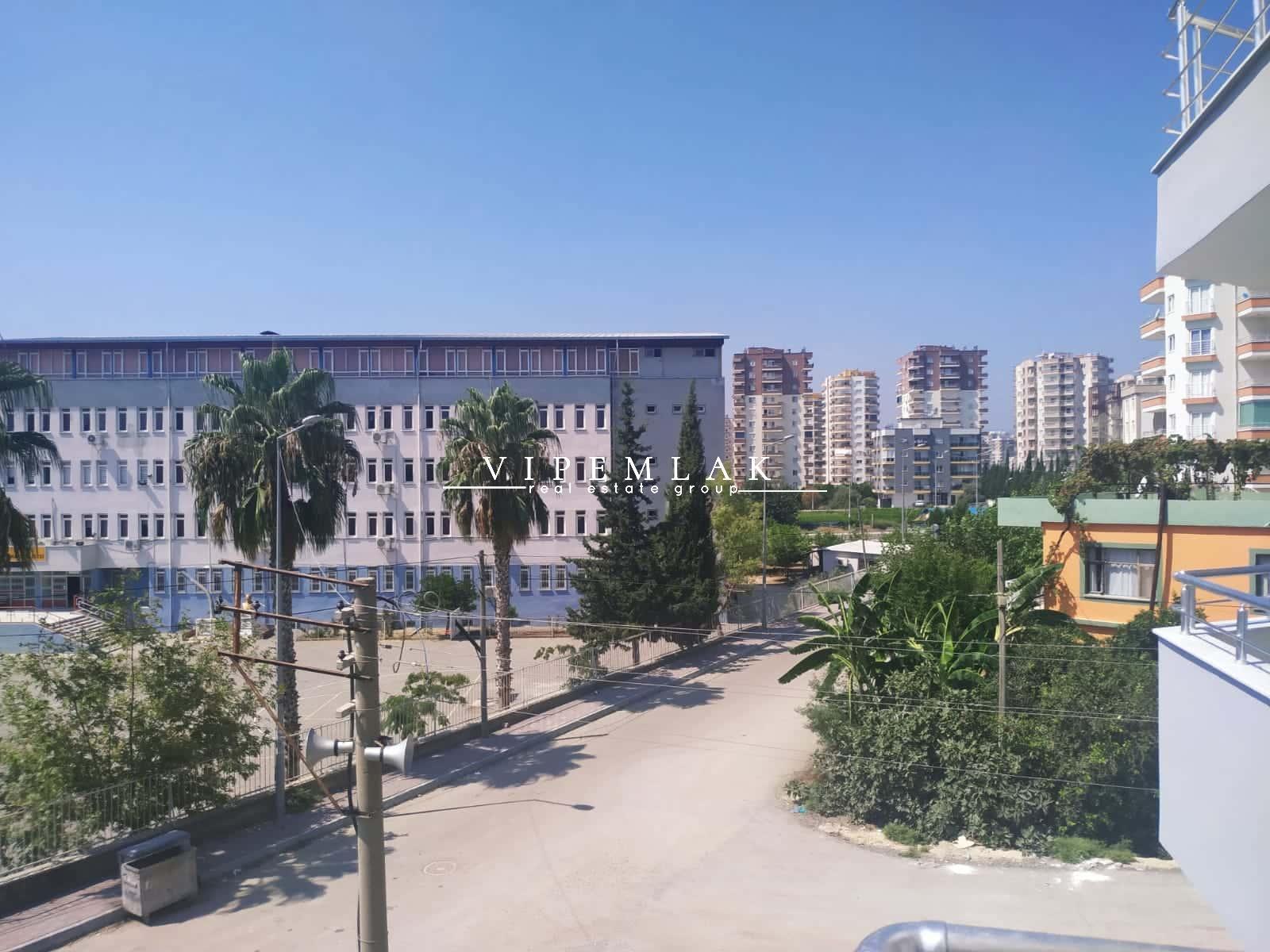 Erdemli Şehir Merkezine Yakın 2+1 Satılık Daire