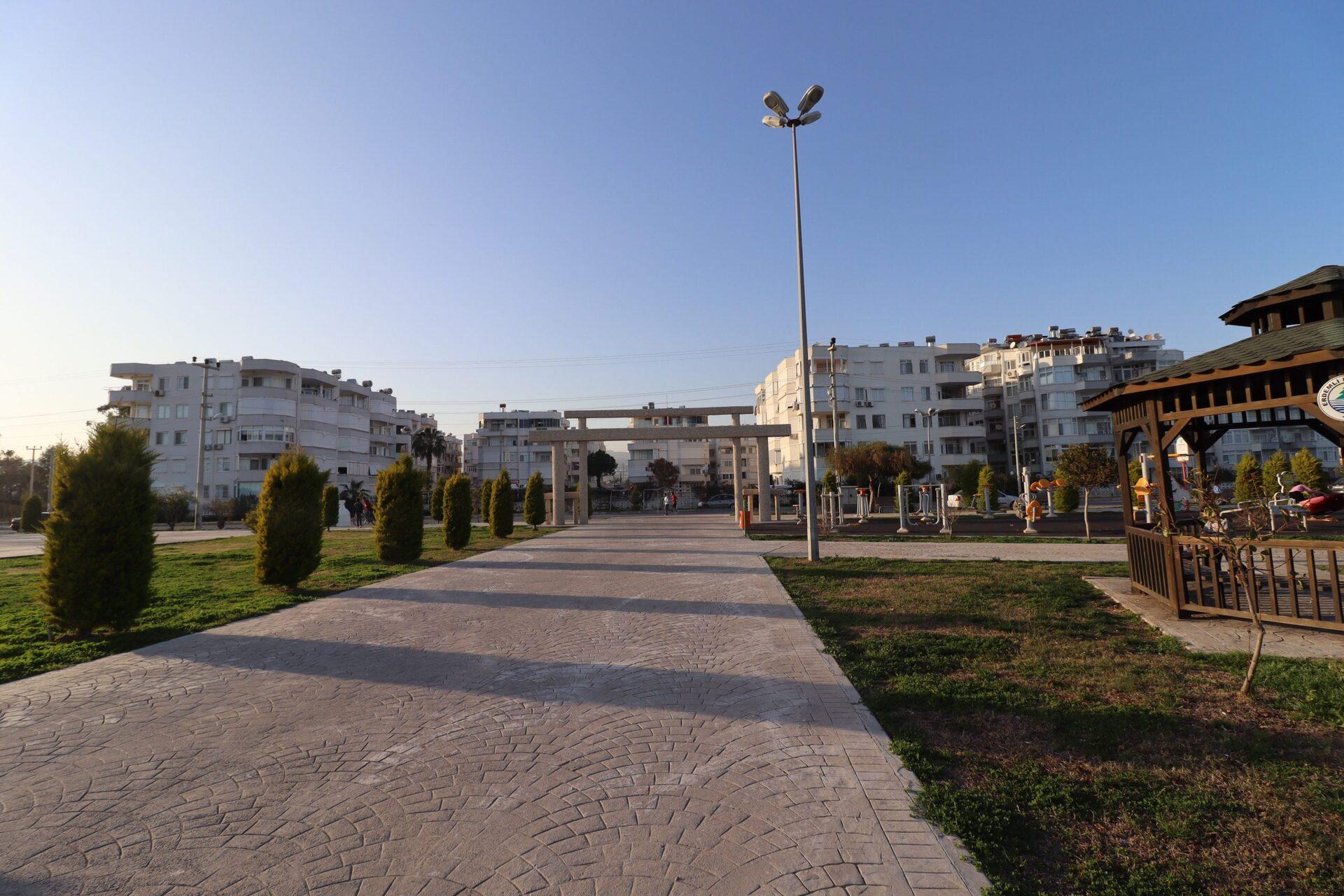 Mersin Erdemli Güzeldağ Sitesi Satılık Masrafsız 3+1 Daire