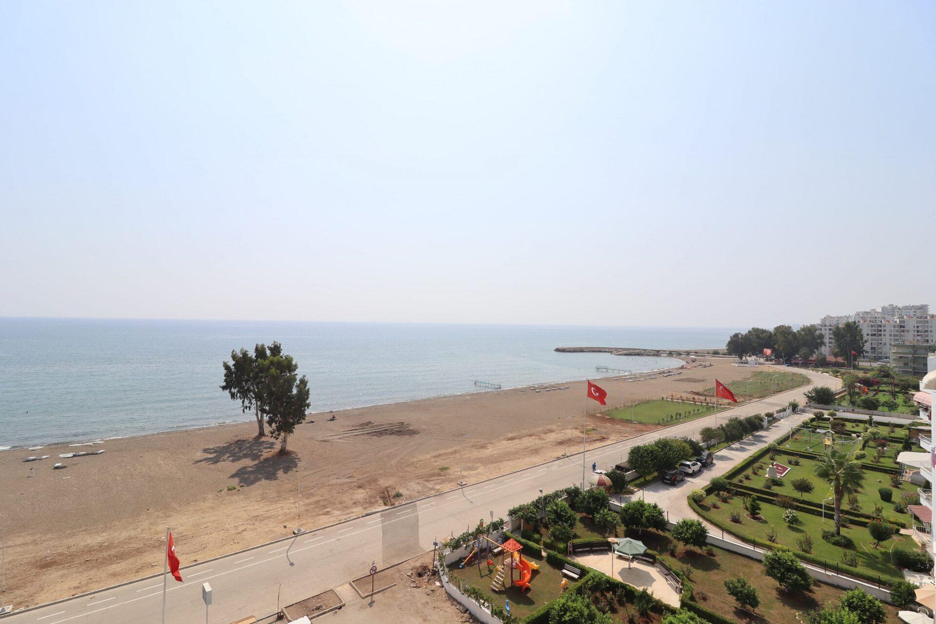 Erdemli Arpaçbahşiş Manolya 2 Sitesi Denize Sıfır Satılık Daire