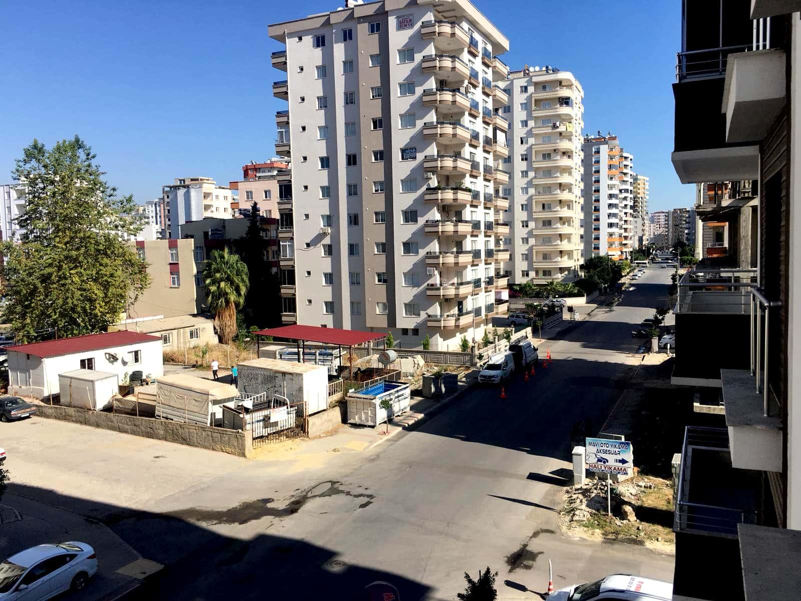 Erdemli Akdeniz Mahallesi Akc Yapı Satılık 3+1 Daire