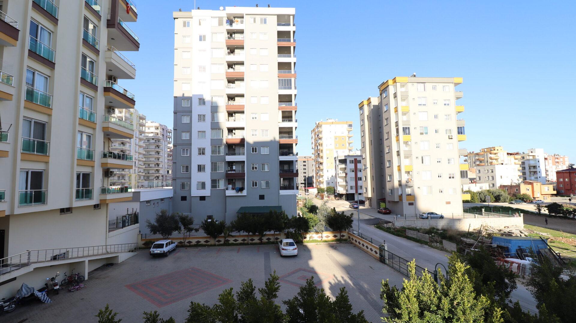 Mersin Erdemli Hastane Civarı Bağımsız Mutfak 3+1 Satılık Daire
