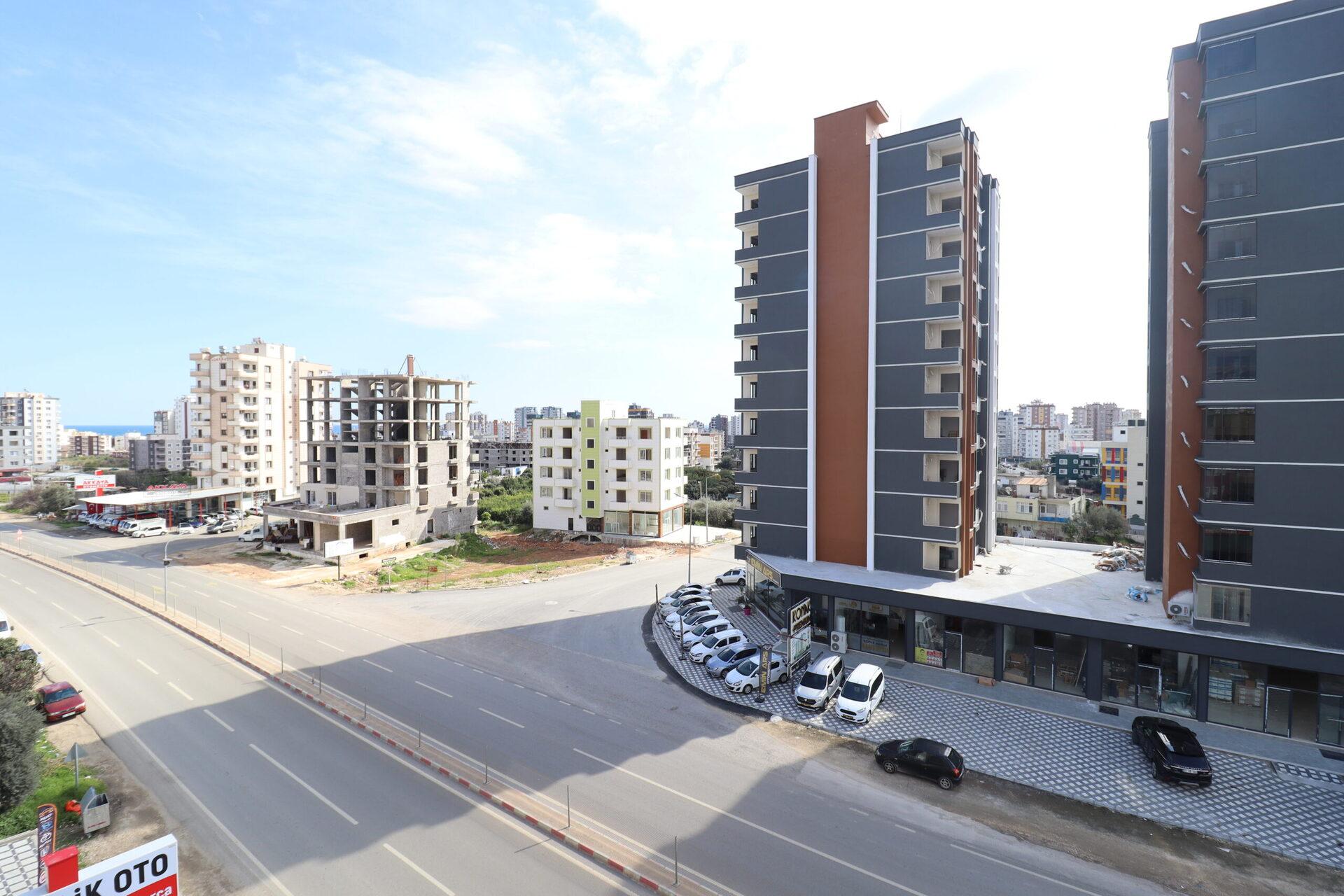Mersin Erdemli Alata Mahallesi 4+1 Satılık Daire