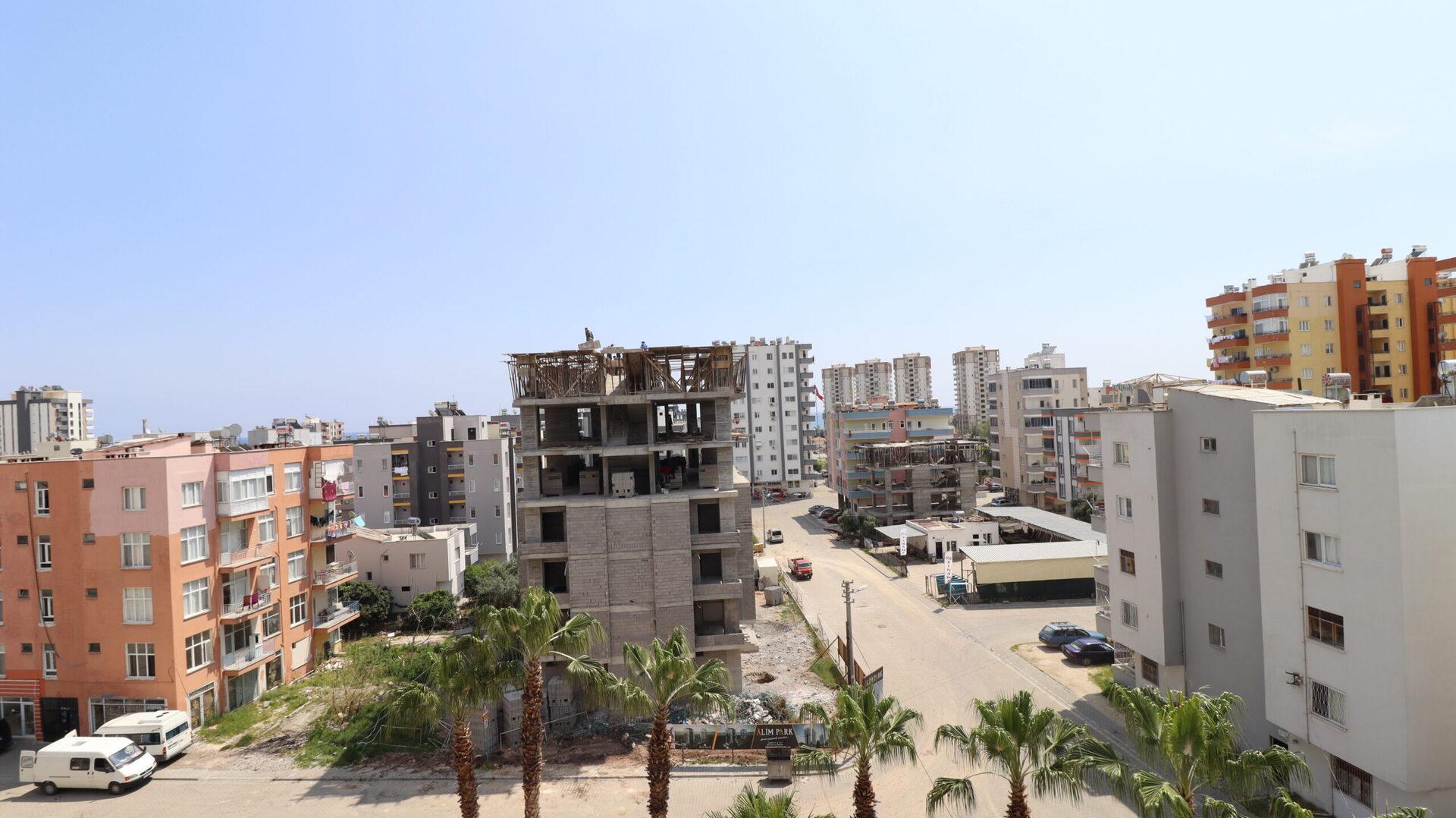 3 + 1 appartement te koop in de wijk Mersin Erdemli Alata