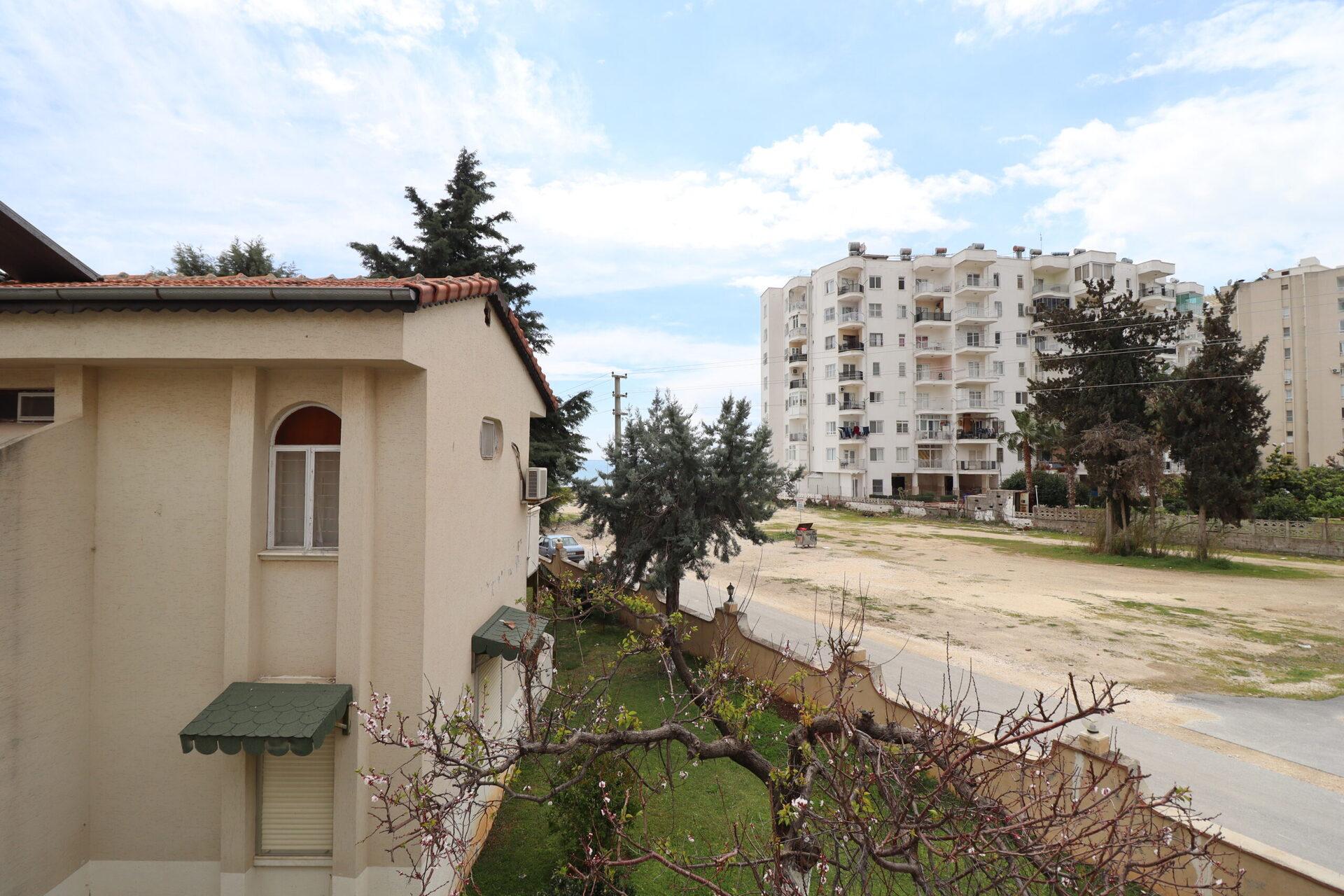 Mersin Erdemli Arpaçbahşiş Güney Marina Villaları Satılık Villa