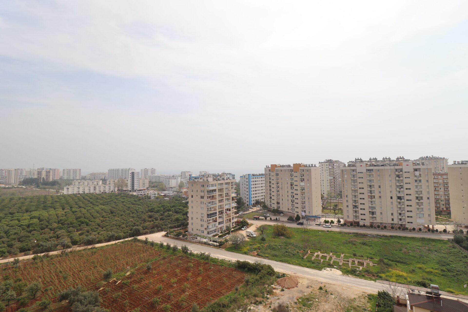 Mersin Erdemli Tömük 3 + 1 Wohnung zu verkaufen