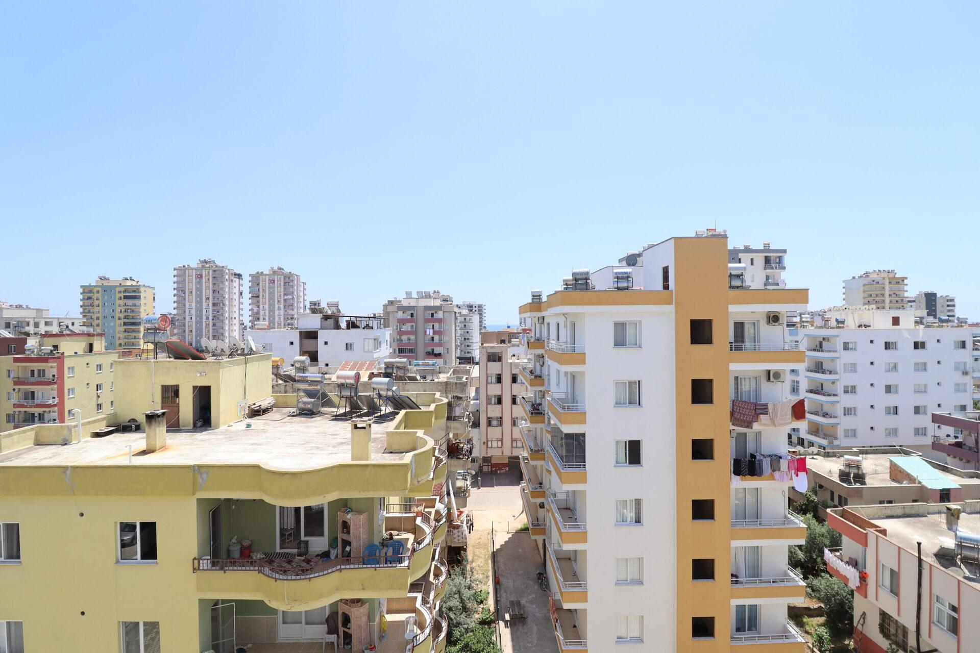 Mersin Erdemli Alata Mahallesi 3+1 Satılık Daire