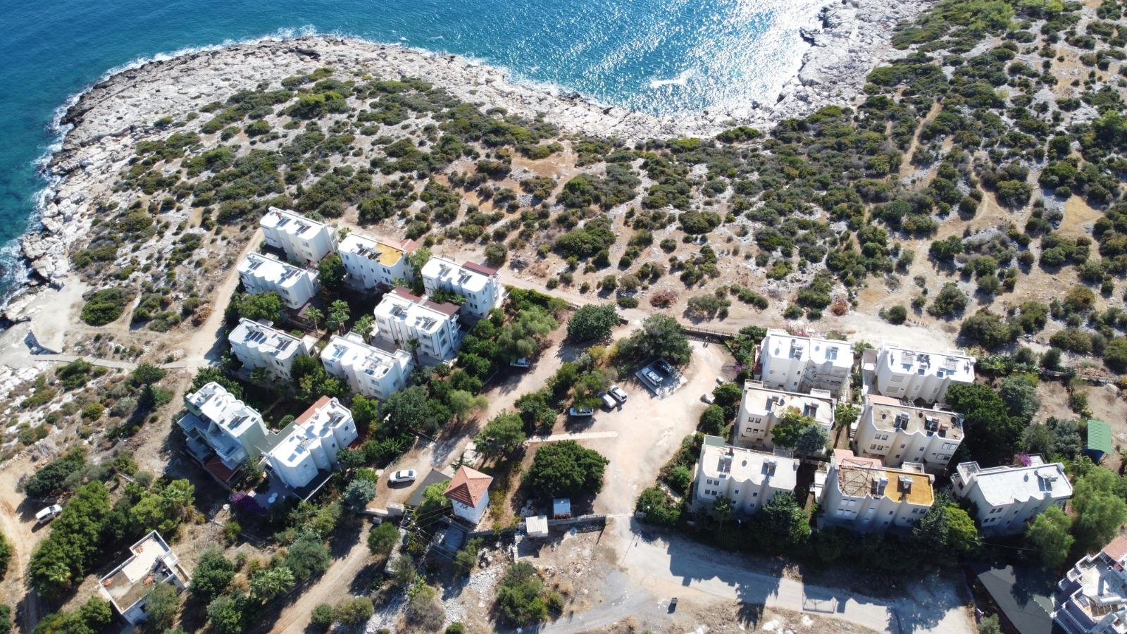 Mersin Silifke Narlıkuyu Satılık 4+1 Deniz Manzaralı Lüks Villa