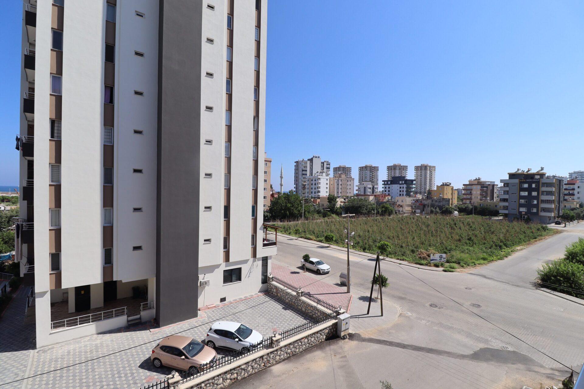Erdemli Alata Mahallesi Marinmer Apartmanı 2+1 Satılık Daire