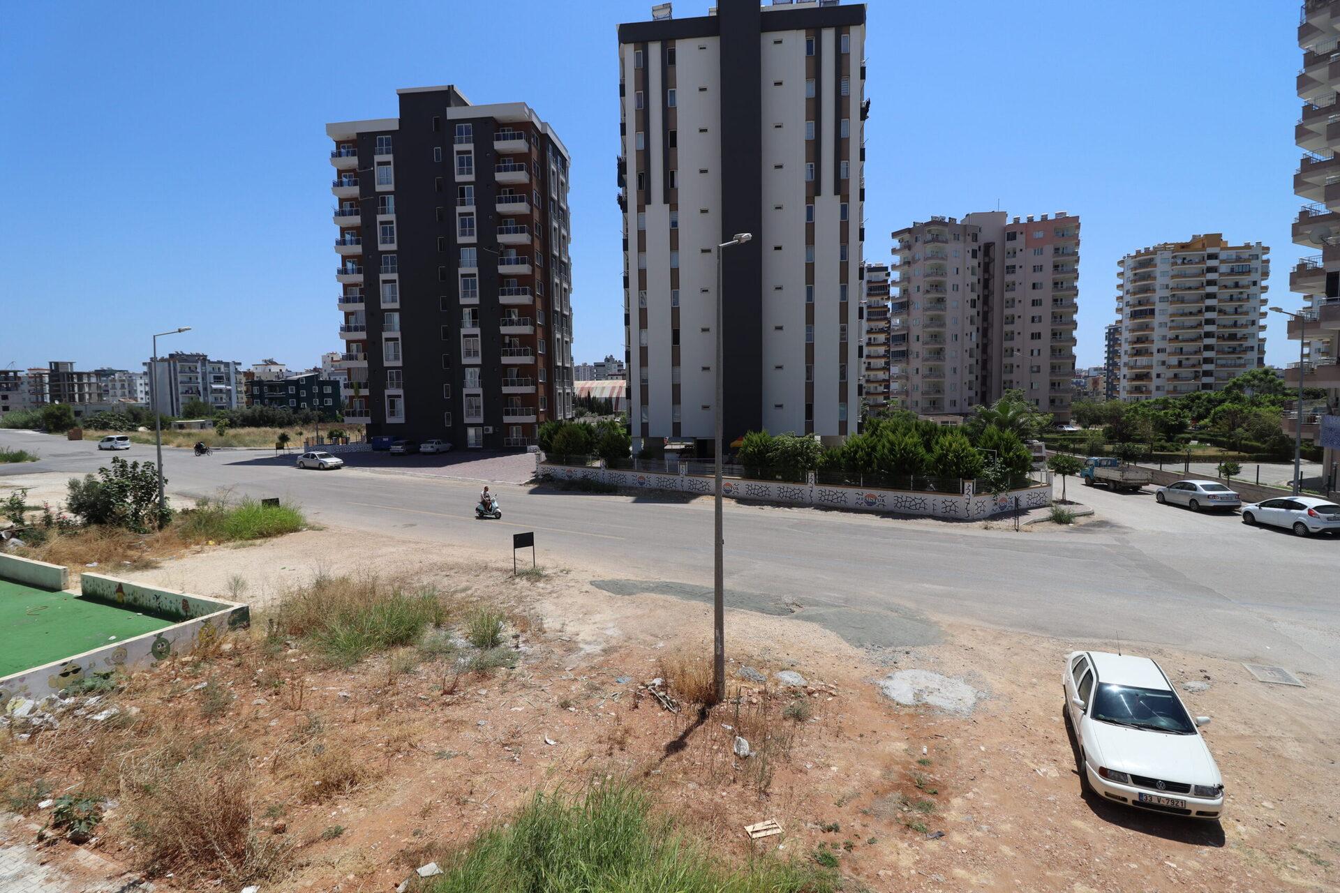 Mersin Erdemli Alata Mah. 3+1 gemeubileerde flat te koop