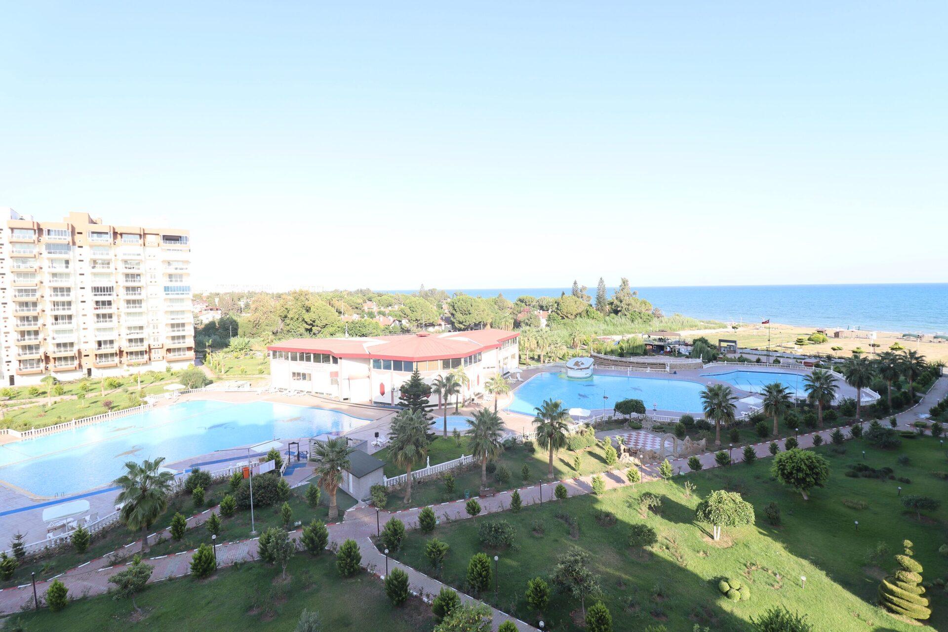 Mersin Erdemli Kargipınarı Liparis Sunlife 2+1 zomerhuis te huur